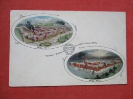Boston Rubbers Are Made In These Mills   > Ref 3630 - Pubblicitari
