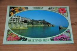 12133-     TORBAY - Torquay