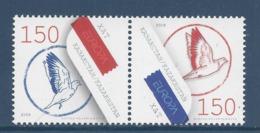 Kazakhstan - Europa - Yt N° 525 Et 526 - Neuf Sans Charnière - 2008 - Kazakhstan