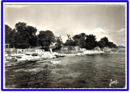 23342  CPM   BEIG MEIL : La Plage   Carte Photo  !! 1958   ,   !!  ACHAT DIECT !! - Beg Meil