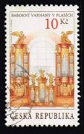 Tschechien 2011, Michel# 696 O Historic Organs In Plasy Monastery - Usati