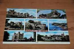 12136-     CASTLES OF KENT - England