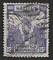 CHILI  1930 - SALITRE  - Significa Prosperidad - Vignette De Propagande Pour Le Salpêtre Naturel - Chili