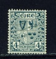 IRELAND  -  1940 - 49 2nd Definitives 4d  Used As Scan - Oblitérés