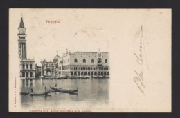 16240 Venezia - Piazzetta Di San Marco Dall'Isola Di San Giorgio F - Venezia