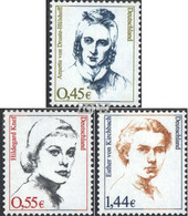 BRD 2295-2297 (kompl.Ausg.) Postfrisch 2002 Frauen - BRD