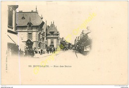14. HOULGATE . Rue Des Bains . - Houlgate