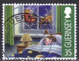 Guernsey, 2013 - Christmas - Nr.1233 Usato° - Guernesey