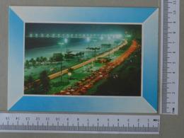 BRAZIL - PRAIA - COPACABANA -  RIO DE JANEIRO -   2 SCANS    - (Nº31056) - Copacabana