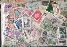 Monaco Briefmarken-300 Verschiedene Marken - Monaco