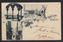 16249 Venezia - Palazzo Ducale - Piazza San Marco - Rio Di San Canciano F - Venezia
