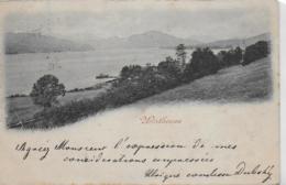 AK 0325  Wörthersee - Verlag Kleinmayr Um 1898 - Klagenfurt