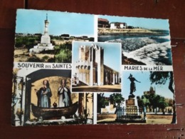 13 - Saintes Maries De La Mer - Multivues - Saintes Maries De La Mer