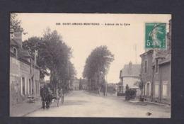 Vente Immediate St Saint Amand Montrond (18) Avenue De La Gare (attelage Buvette Tabac ) - Saint-Amand-Montrond