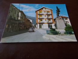 B735  S.antonino Di Susa Piazza Macchia Sul Davanti - Italia