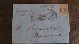 20/09/19-LAC Marseille,   Affranchissement Insuffisant En Rouge Annulé, Peu Courant - Postmark Collection (Covers)