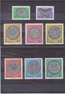HONGRIE 1964 DENTELLES Yvert 1630-1637 NEUF** MNH - Hungría