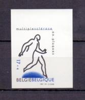 2730 MULTIPLESCLEROSE ONGETAND   POSTFRIS** 1997 - Imperforates