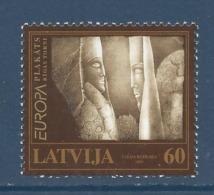 Lettonie - Europa - Yt N° 561 - Neuf Sans Charnière - 2003 - Latvia
