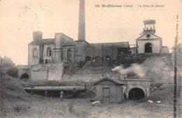 42. N° 103476 .saint Etienne .mine .pas Courante .le Puit Du Bardot . - Saint Etienne