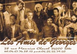 Sete  Les Amis De Georges  Brassens - Singers & Musicians