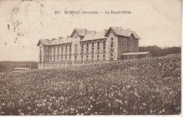 12 - AUBRAC - Le Royal Hôtel - France