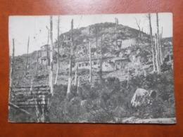Carte Postale  - Rocher Et Abris Allemands Au VIEIL ARMAND (3520) - France