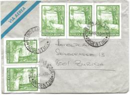 42 - 83 - Enveloppe Envoyée De Buenos Aires En Suisse 1976 - Storia Postale