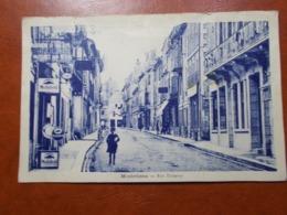 Carte Postale  - MONTREJEAU (31) - Rue Dubarry (3529) - Montréjeau