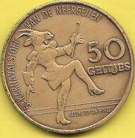 50 GEITJES 1982 WILRIJK - Tokens Of Communes