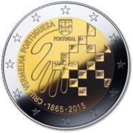 Portugal. 2 Euro. Red Cross. UNC. 2015 - Portugal
