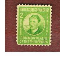 FILIPPINE (PHILIPPINES) - SG 563  -  1941   J. RIZAL      - USED ° - Filippine