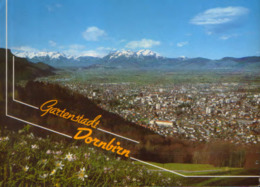 Austria - Postcard Used 1993 - Dornbirn -  Partial View - 2/scans - Dornbirn