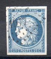 SUPERBE - YT N° 4a - Cote: 75,00 € - 1849-1850 Ceres
