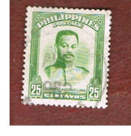 FILIPPINE (PHILIPPINES) - SG 734  -  1958  GENERAL A. LUNA   - USED ° - Filippine