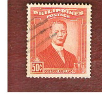 FILIPPINE (PHILIPPINES) - SG 735  -  1958  C. ARELLANO  - USED ° - Filippine