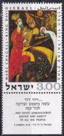 ISRAEL 1969 Mi-Nr. 454 ** MNH - Ongebruikt (met Tabs)