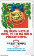 USATA  £. 10.000  -  31.12.1998  PRESTITEMPO - Italia