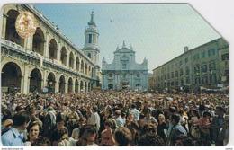 USATA  £. 15.000  -  31.12.1996  CENTENARIO  LAURETANO - Italia