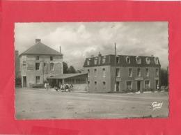 CPSM Petit Format - Saint Laurent Vierville Sur Mer -  Omaha Beach   -(Calvados) - Les Hôtels - Francia