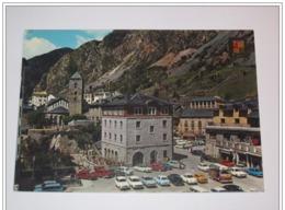 Refboite 60 *  Andorra Andorre  *   Commerce  Blason - Andorre