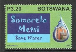 Botswana, Yv 1095 Jaar 2013, Gestempeld - Botswana (1966-...)