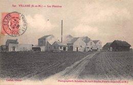 77 - N°61007 - VILLARE - Les Platrières - Frankrijk
