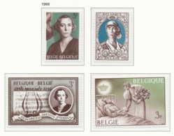 NB - [150395]SUP//**/Mnh-N° 1363/66, Des Blocs 40/41 Reine Elisabeth, Musique, Violon, Partition, SNC - Bélgica