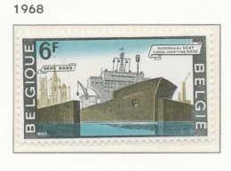 NB - [150623]SUP//**/Mnh-N° 1479, Canal Maritime De Gand, Nouvelle écluse, Bateau, SNC - Bélgica