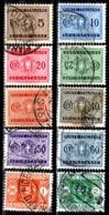 Italia-A-0633: SEGNATASSE 1934 (o) Used - Senza Difetti Occulti. - 1900-44 Vittorio Emanuele III