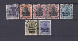 Memel - 1920 - Michel Nr. 4/7, 15/17 - 52 Euro - Memelgebiet