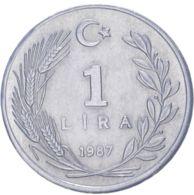 Turkey. 1 Lira1987. UNC - Turkey