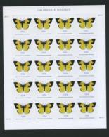 U.S.A. 2019 CALIFORNIA DOGFACE Sheet Of 20  MNH - Belgio