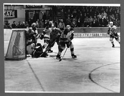 Hockey Sur Glace - CZECH - SOVIET OLYMPIC HOCKEY - INNSBRUCK - PHOTO PRESS - Sport